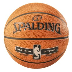 "Spalding® Basketbal ""NBA Platinum Outdoor"""
