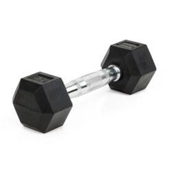 Sport-Thieme® Compacte Halter Rubber Hex