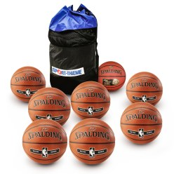 "Spalding® Basketbal-Set ""Bundesliga"""