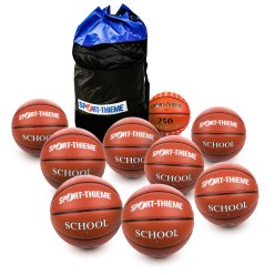 "Sport-Thieme® Basketbal-Set ""School"""