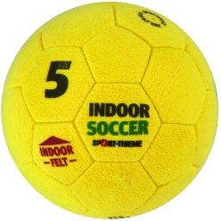 Sport-Thieme® Zaalvoetbal Maat 4, 360 g