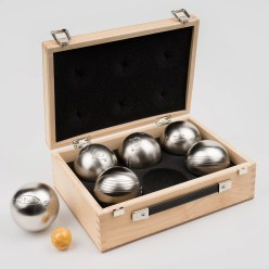 Petanque, recreatie-boule