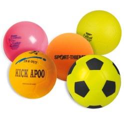 Soft-Play Voetbal-Set