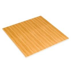 Sport-Thieme® Puzzel sportvloer houtlook