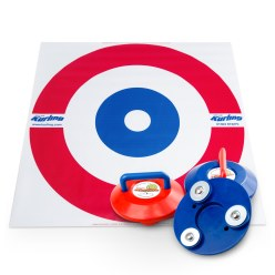 Curling Set incl. Doelmat
