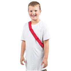 Sport-Thieme® Teamband kinderen met klittenband