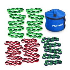 """Sport-Thieme Aqua-Fitness-Set """"Elastische Aqua Textielband"""""""