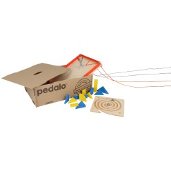 "Pedalo Teamspel-box ""3"""