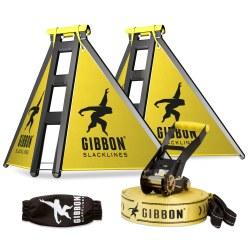"Gibbon Slackline  ""Sporthal-Set"""