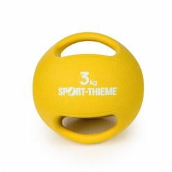 Sport-Thieme Medicinebal  met handgrepen
