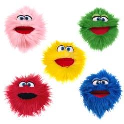 """Living Puppets Handpoppen set """"Quatschköppe"""""""
