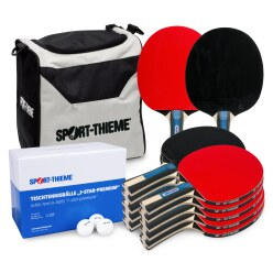 "Sport-Thieme Tafeltennis-Set ""Champ"""