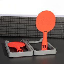 "Tafeltennis trainingstool ""Flip Paddle"", set van 5"
