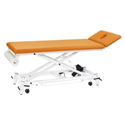 "Therapietafel ""Ecofresh"" 68 cm Abrikoos, Antraciet"