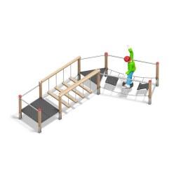 """Playparc Balanceringssysteem """"Frisia combinatie A"""""""