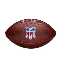 "Wilson Football NFL Game Ball ""The Duke"""