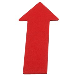Sport-Thieme® Bodemmarkering Rood, Lijn, 35 cm