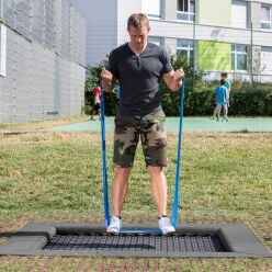 "Eurotramp Bodemtrampoline ""Playground Fit"""