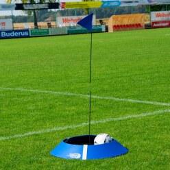 Powershot voetbalgolfdoel