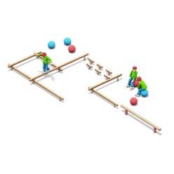 "Playparc Balans faciliteit ""Schulhof"""