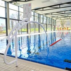 """Sport-Thieme Zwemweg """"Competition"""", wit"""