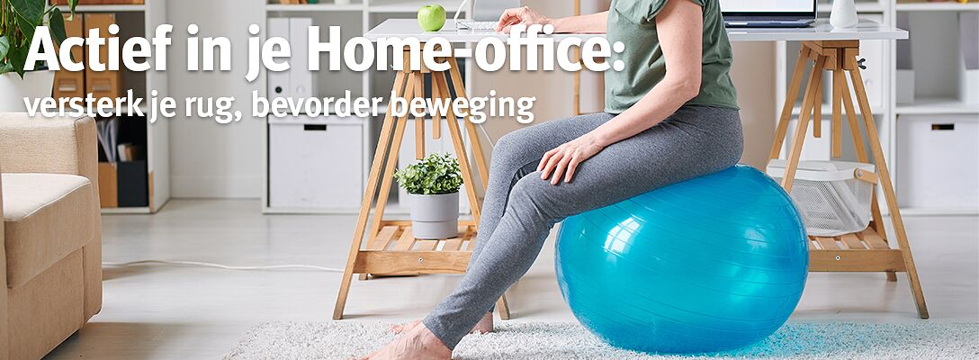Actief in je Home-office