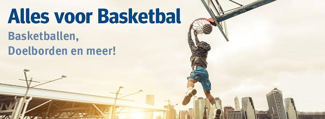 Alles voor Basketbal: bestelt hier!