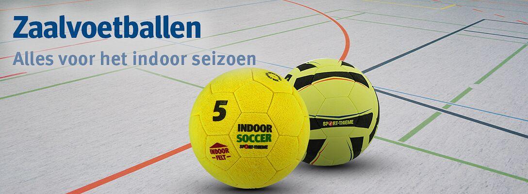 Zaalvoetballen: Alles voor het indoor seizoen
