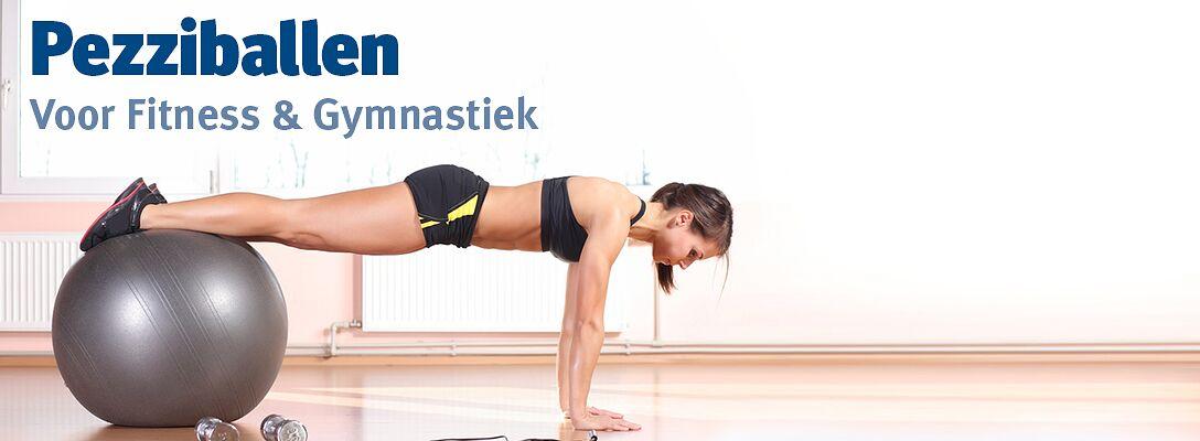 Pezziballen voor Fitness & Gymnastiek