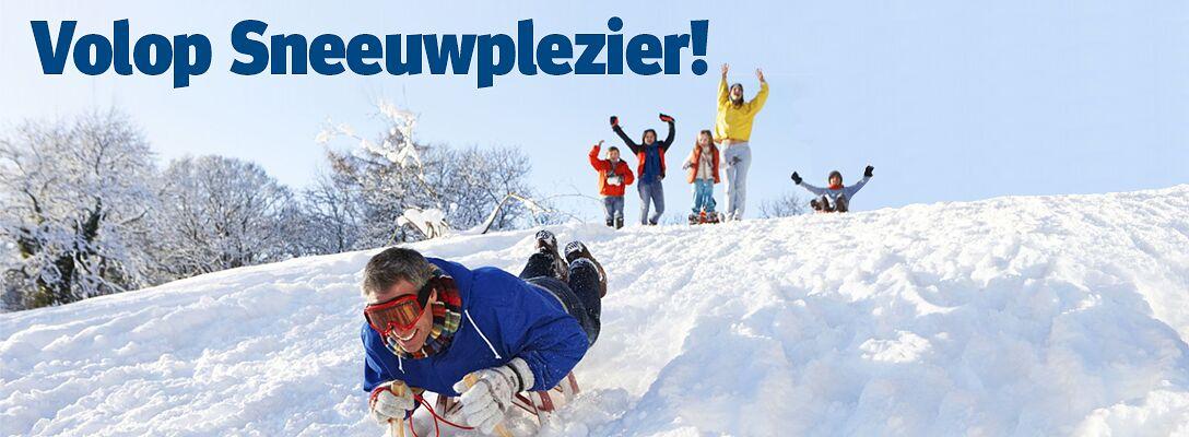 Volop Sneeuwplezier!