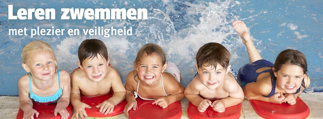 Leren zwemmen: met plezier en veiligheid