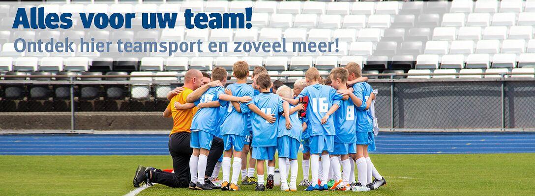 Teamsporten - Alles voor uw team!