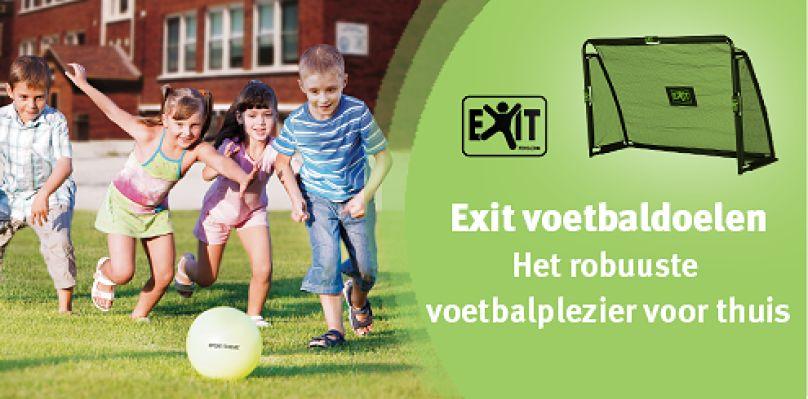 Exit voetbaldoelen