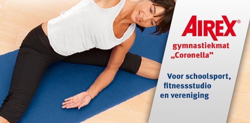 Airex Gymnastiekmat Coronella