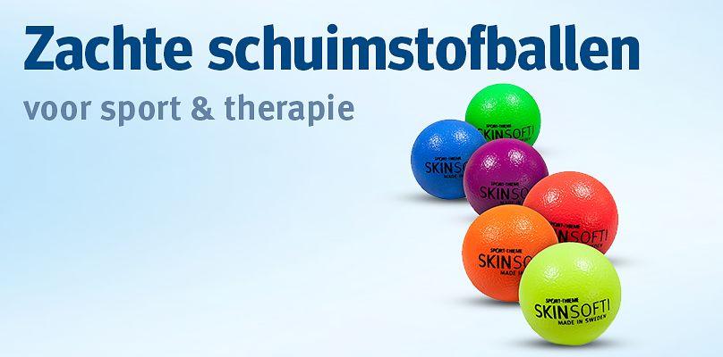 Zachte Ballen: grote keuze bij Sport-Thieme!