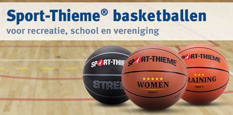 Sport-Thieme® basketballen