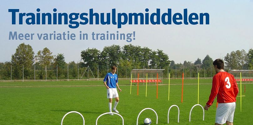 Trainingshulpmiddelen: Meer variatie in training!