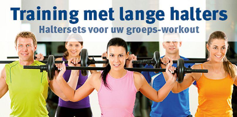 Lange Halters voor uw groeps-workout