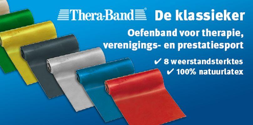 Thera-Band de klassieker - Oefenband voor therapie
